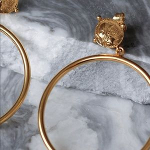 Lucy Williams xMissoma Roman collection earrings